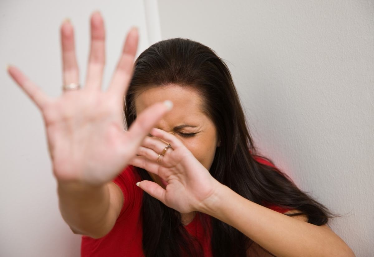 When faced with domestic violence allegations