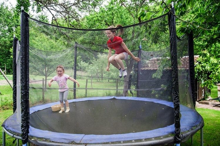 Trampolines: Summer Fun or Attractive Nuisance?