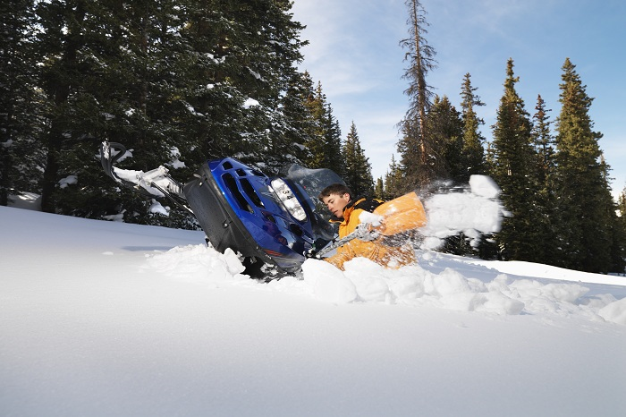 Snowmobile Accidents Need Legal Attention