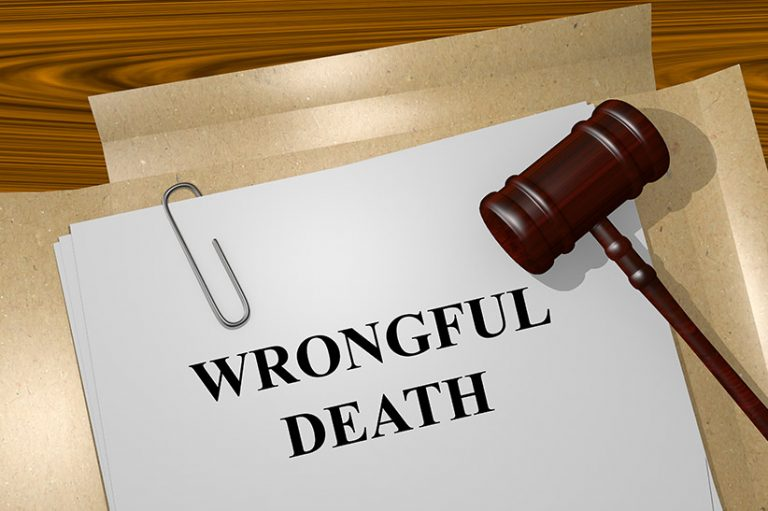 Wrongful Death: Mother Loses Child In Pond